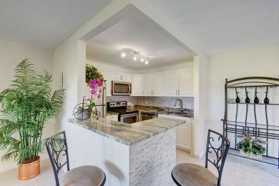 Delray Beach Condo For Sale: 203 Tuscany Lane #D