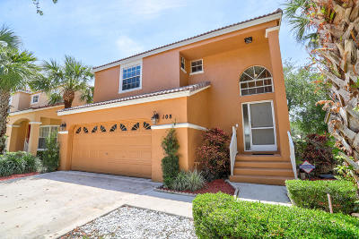 Coral Springs Single Family Home For Sale: 108 NW 118th Drive