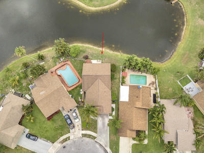 west palm Single Family Home For Sale: 4140 Clearview Terrace