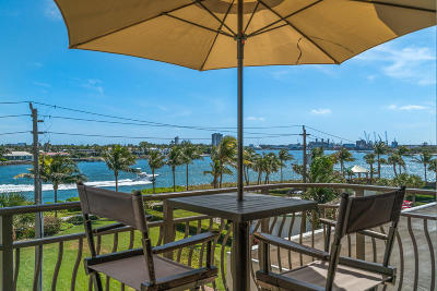 Palm Beach Shores Condo For Sale: 314 Inlet Way #303