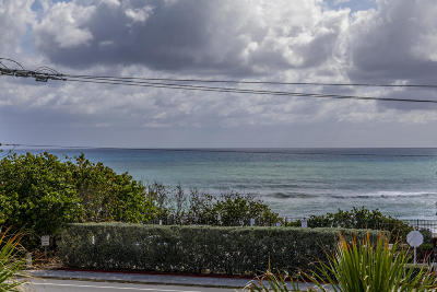 Juno Beach Condo For Sale: 1055 Ocean Drive #304