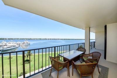 North Palm Beach Condo For Sale: 134 Lakeshore Drive #616