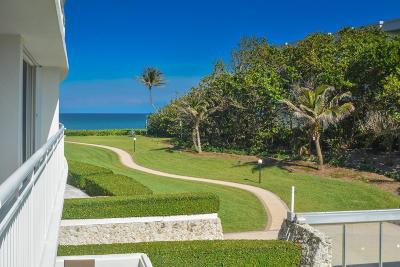 Palm Beach Condo For Sale: 2780 S Ocean Boulevard #207