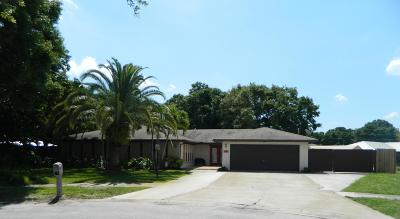 Fort Pierce Single Family Home For Sale: 1914 Quail Court