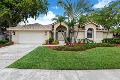Weston Single Family Home For Sale: 327 Palm Boulevard