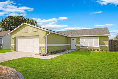 Jupiter Single Family Home For Sale: 106 Banyan Circle