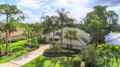 Palm Beach Gardens FL Single Family Home For Sale: $819,900
