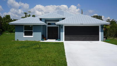 Jensen Beach Single Family Home Contingent: 1144 NE Oceanview Circle