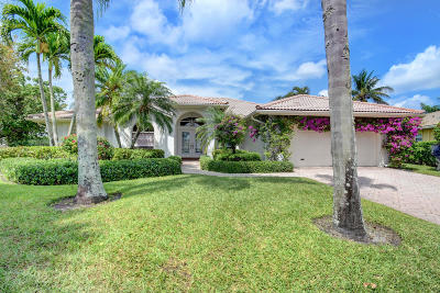 Boynton Beach Single Family Home For Sale: 9409 Cascade Court