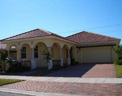 Jupiter Single Family Home For Sale: 126 Via Rosina