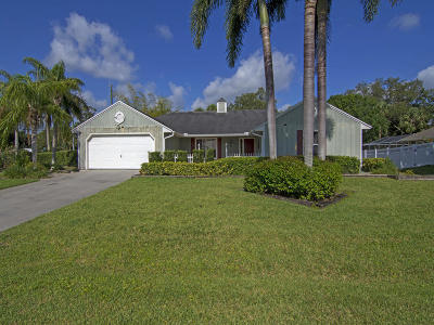 Vero Beach Single Family Home For Sale: 485 39th Court SW