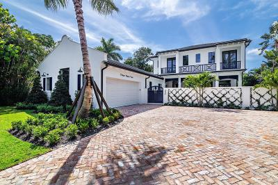 West Palm Beach Single Family Home For Sale: 332 Potter Road