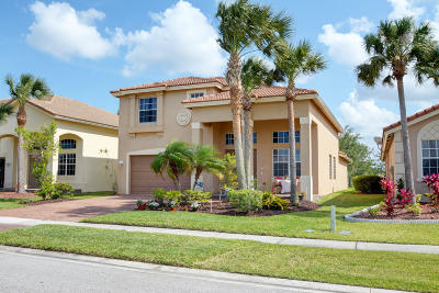 Fort Pierce Single Family Home For Sale: 4203 Troon Place