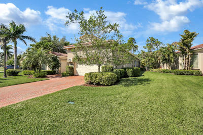 Palm Beach Gardens FL Single Family Home For Sale: $1,100,000