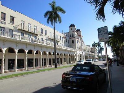 Palm Beach Condo For Sale: 235 Sunrise Avenue #3221 & 3