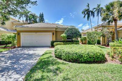 Boca Raton Single Family Home Contingent: 6667 NW 24th Terrace