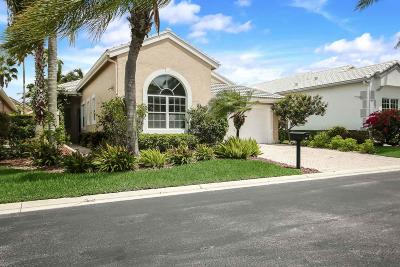 Boynton Beach Single Family Home Contingent: 6387 Three Lakes Lane