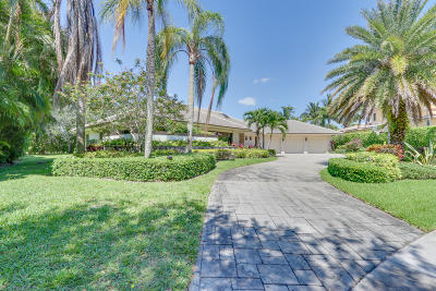 Boca Raton Single Family Home For Sale: 3051 NW 30th Way