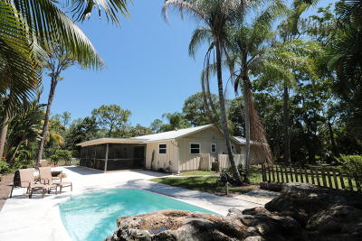 Jupiter Single Family Home Contingent: 11516 162nd Place