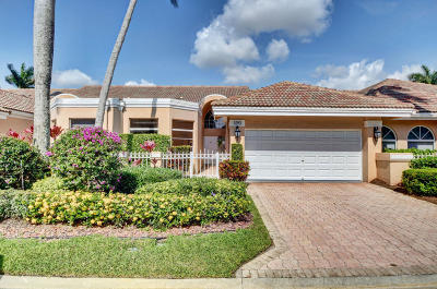 Boca Raton Townhouse For Sale: 5093 Windsor Parke Drive