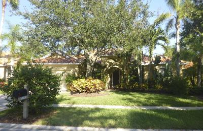 West Palm Beach Single Family Home Contingent: 1868 Breakers Pointe Way