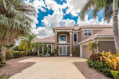 Palm Beach Gardens Rental For Rent: 125 Pembroke Drive