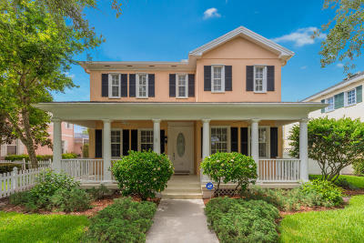 Jupiter Single Family Home For Sale: 130 Peabody Drive