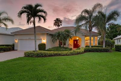 Palm City Single Family Home For Sale: 1532 SW Monarch Club Drive