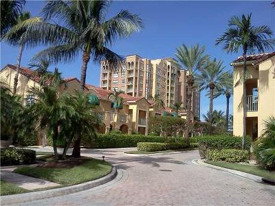 Highland Beach Condo For Sale: 3594 S Ocean Boulevard #401