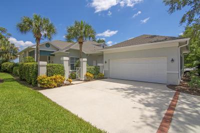 Vero Beach Single Family Home For Sale: 832 Carolina Circle SW