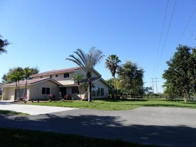 Delray Beach Single Family Home For Sale: 10890 La Reina Road