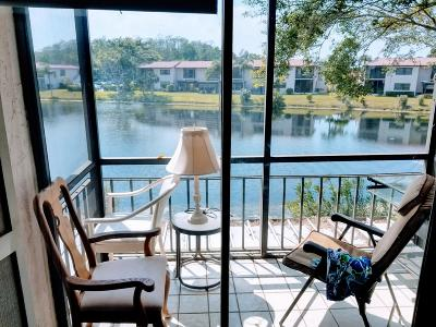 Boca Raton Townhouse For Sale: 21597 Juego Circle #6-D