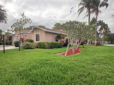 Boca Raton Single Family Home For Sale: 8265 Springtree Road