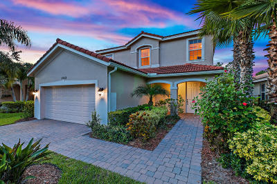 Hobe Sound Single Family Home For Sale: 6108 SE Turn Leaf Trail
