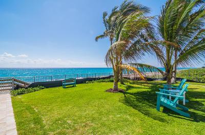 Palm Beach Condo For Sale: 3030 S Ocean Boulevard #546