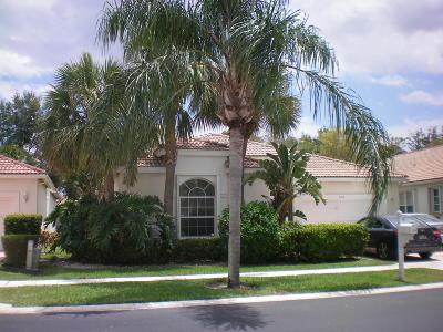 Boynton Beach Single Family Home For Sale: 9708 Arbor View Drive