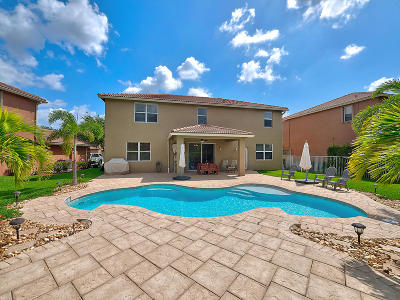 Weston Single Family Home For Sale: 19230 S Hibiscus Street