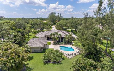 Palm Beach Gardens Single Family Home For Sale: 5664 High Flyer Road S