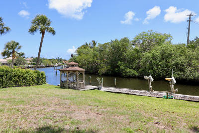 Single Family Home Sold: 18923 SE Jupiter River Drive