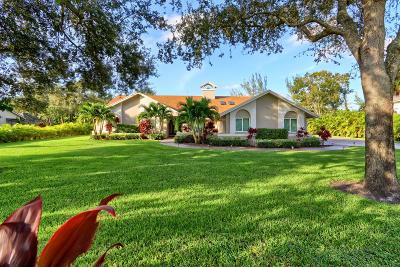 Wellington Single Family Home For Sale: 14900 Horseshoe Trace