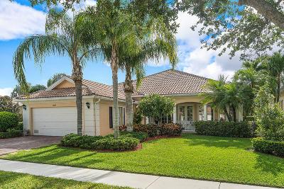Wellington Single Family Home For Sale: 2061 Futana Way