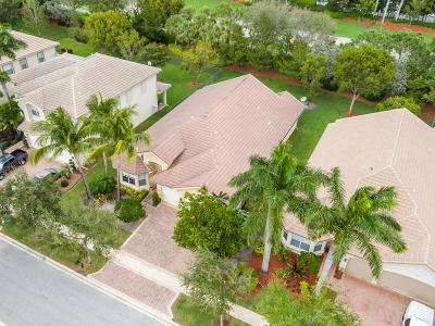 Boynton Beach Single Family Home For Sale: 11065 Sunset Ridge Circle