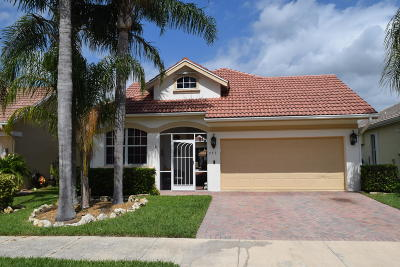 Port Saint Lucie FL Single Family Home Contingent: $289,888