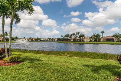 Boynton Beach Single Family Home For Sale: 7126 Great Falls Circle