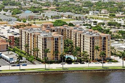 West Palm Beach Condo For Sale: 1801 Flagler Drive #337