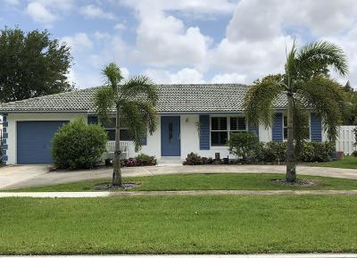 Boca Raton Single Family Home For Sale: 2616 NW 37th Street