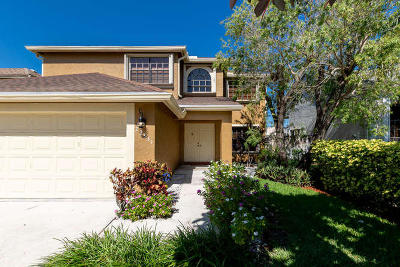Boca Raton FL Single Family Home For Sale: $418,000