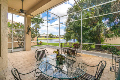 Boynton Beach Single Family Home For Sale: 10092 Mizner Falls Way