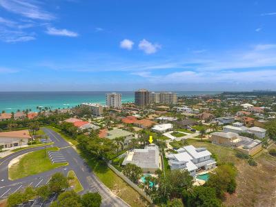 Juno Beach Single Family Home For Sale: 491 Lyra Circle