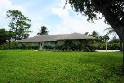 Delray Beach Single Family Home For Sale: 4338 Maurice Drive